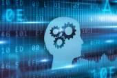 Intelligence concept — Stock Photo