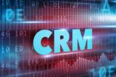CRM - Customer Relationship Management — Stock Photo