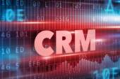 CRM - Customer Relationship Management — Stock Photo