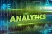 Analytics kavramı — Stok fotoğraf