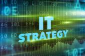 IT strategy concept — Stock Photo