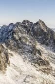 Grandes montagnes — Photo
