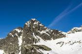 Spitze - Ostry Szczyt (Ostry stit) — Stockfoto