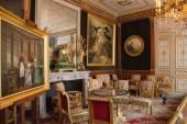 Interior of Chateau de Malmaison, France — Stock Photo