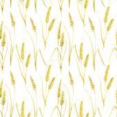 Wheat pattern — Vecteur