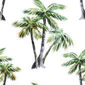 Palm pattern — Stock Vector