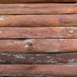 Old orange,brown log wall texture — Stock Photo #58026899