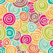 Seamless colorful  pattern — Stock Vector