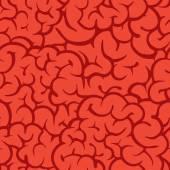 Red guts — Stock Vector