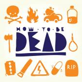 How to be dead objects — Stock Vector