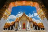 Wat Benchamabopitr Dusitvanaram  — Stock fotografie