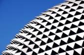 Roof detail esplanade — Stock Photo