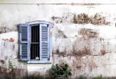 Old window shutter, Vintage Style — Stock Photo