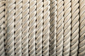 Rope background and texture — Stock Photo