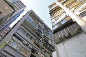 Public apartment block in Taiwan — Stock Photo