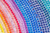 Mosaico colorido — Fotografia Stock