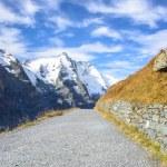 Hiking trail to Franz Josefs Hohe Glacier — Stock Photo #70125441