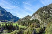 Landschap berg — Stockfoto