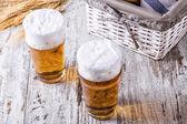 Beer — Stock Photo