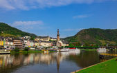 Cochem on the Moselle in Germany — Stock Photo