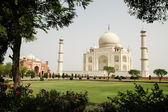 Taj Mahal in Agra, India — Stock Photo