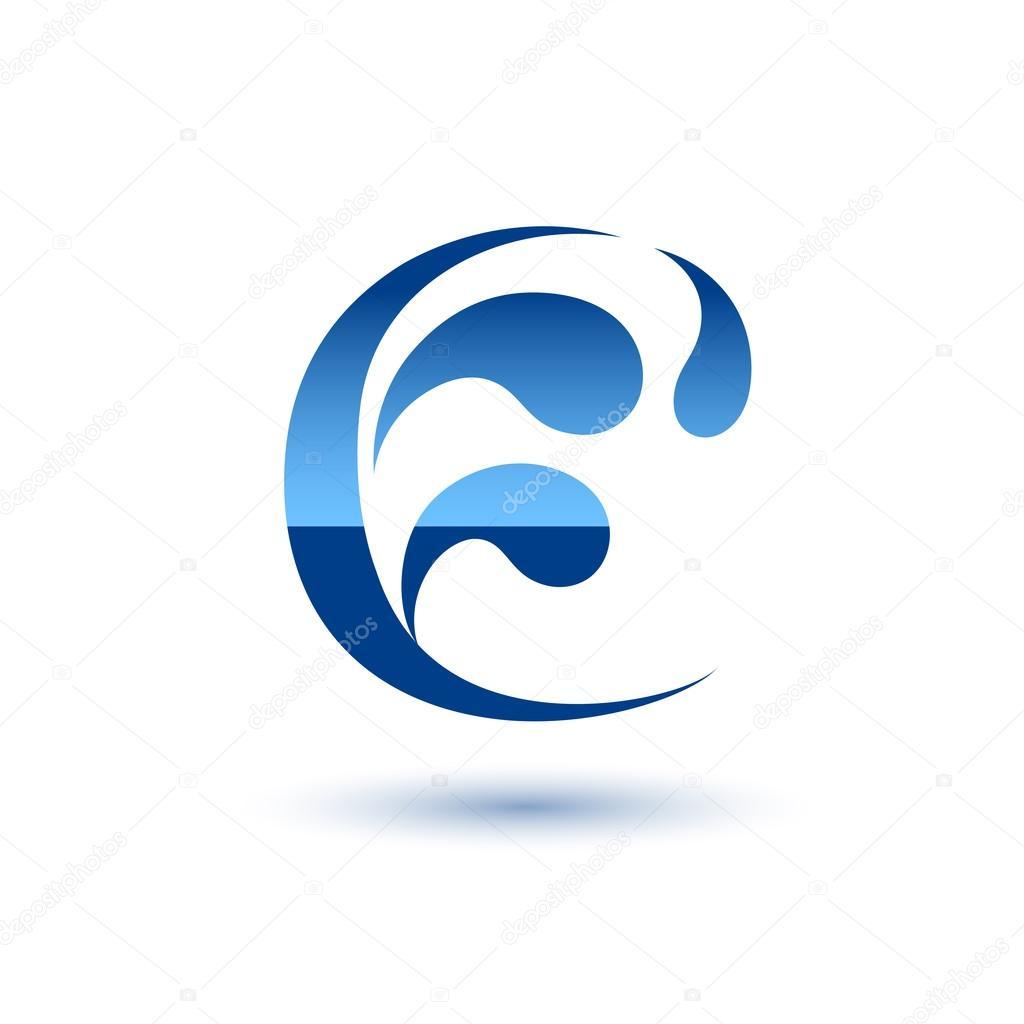 Online Free 3D Logo Maker  3D Wave Logo Design