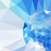 Abstrato poligonal — Vetor de Stock