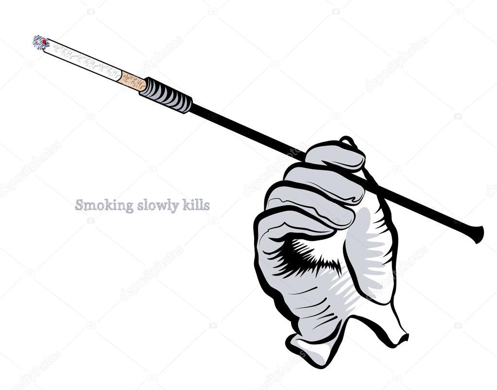 чем убрать запах сигарет изо рта