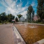 ������, ������: Samara Vysotsky Square