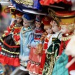 ������, ������: Dolls in folk costumes