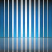 Avertical blue stripes, scene — Διανυσματικό Αρχείο