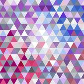 Triangle geometric background — Cтоковый вектор