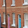 Terraced houses — Stock Photo #58423153