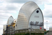 Close-up of the Thames Barrier — Stock Photo