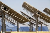 Solar plant — Stock Photo