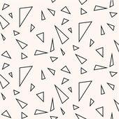 Seamless Geometric pattern — Stock Vector
