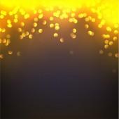 Bokeh light blurry  background. — 图库矢量图片