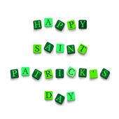 Happy Saint Patricks Day — Stock Vector