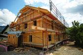 在建房屋 — 图库照片