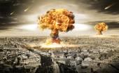 Nuclear War — Stock Photo