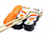Sushi Selection — Stock Photo