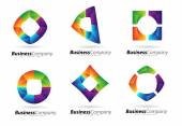 Business Logo Designs — Stock Vector
