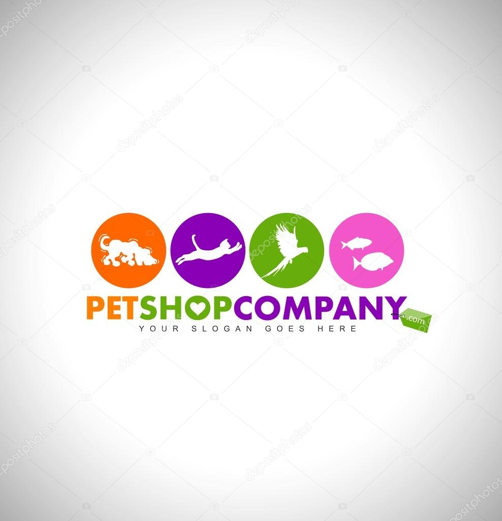 Free Animal Logos  Pet Store Design  Company Creator