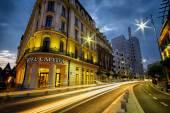 Bucharest at Sunset — Stock Photo