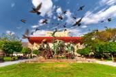 Bucharest City Center — Stock Photo