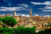Sienna Italy — Stock Photo