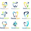 ������, ������: Dental Dentist Logo Set