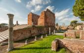 Ostia-antica — Stock Photo