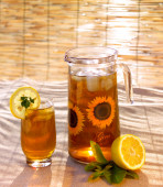 Iced-tea  — Stock Photo