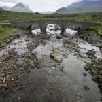 An old bridge in the Isle of Skye — Stock Photo #60189265